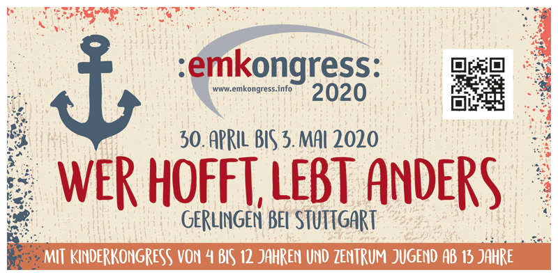 Internationaler Kongress der EmK in Deutschland